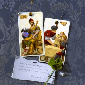The cards of total success