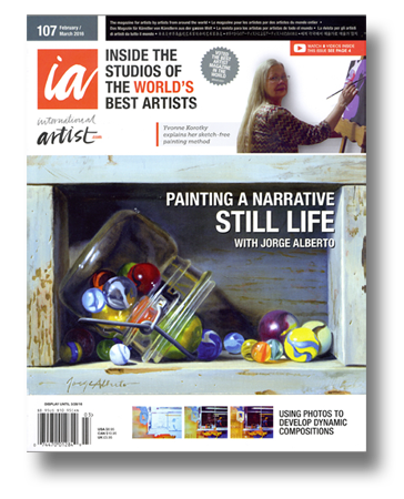 International Artist Mag cover web